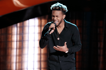 The Voice 13 Blind Auditions, Ignatious Carmouche