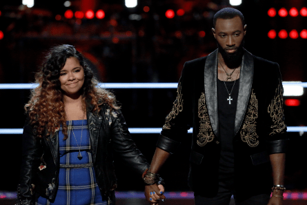 The Voice 13 Knockouts, Brooke vs. Stephan