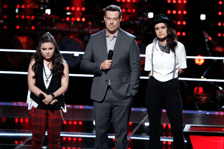 The Voice 13 Knockouts, Moriah vs, Whitney