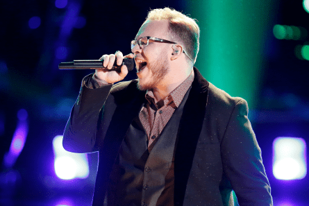 The Voice 13 Playoffs Lucas Holliday