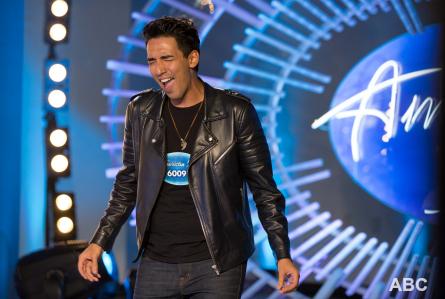American Idol season 1 premiere, Sardor Milano