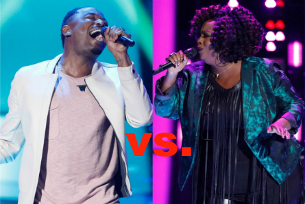 The Voice 14 Battles, Rayshun vs. Tish