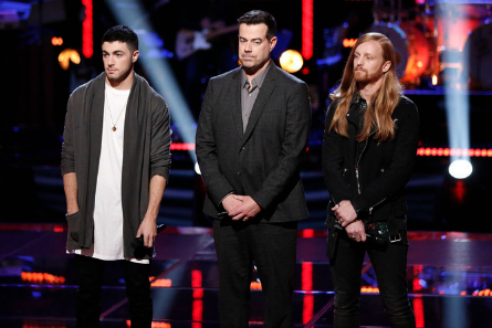 The Voice 14 Knockouts week 2, Dylan vs. Wilkes