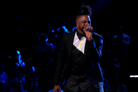 The Voice 14 live shows week 1, D.R. King