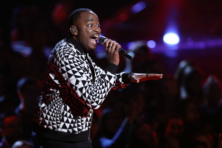The Voice 14 live shows week 1, Rayshun Lamarr