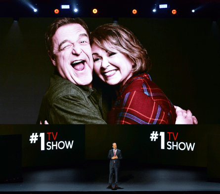 ABC Upfronts 2018 Roseanne