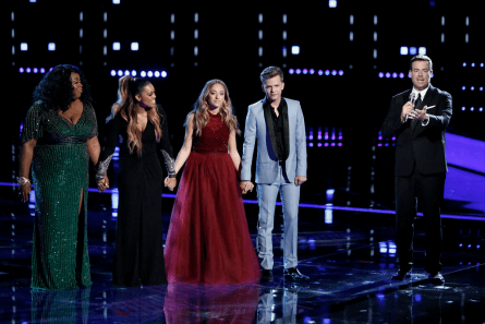 The Voice 14 finale night two, top 4,  Kyla, Spensha, Brynn, Britton