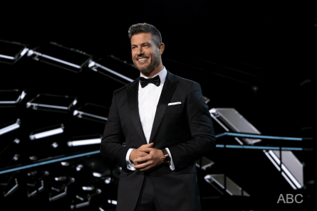 The Proposal host Jesse Palmer