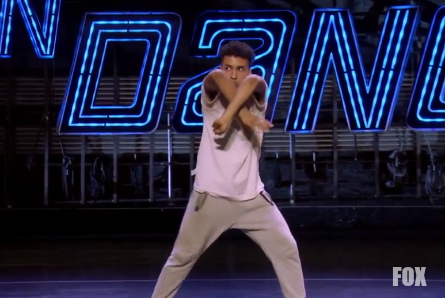SYTYCD season 15 New York, Kyle Bennett Jr.