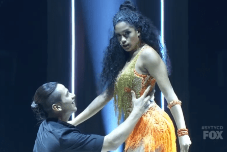 SYTYCD 15 Top 4 perform, week 5 live show, Genessy, Jonathan Platero
