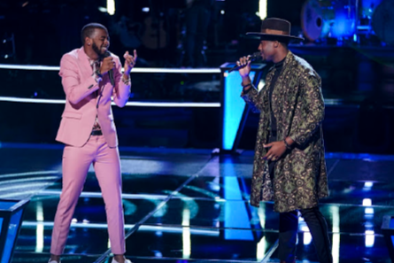 The voice 15 Battles week 2, Tyshawn vs. Zaxai