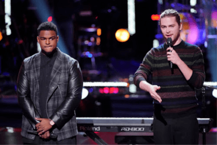 The Voice 15 Knockouts week 2, Deandre vs. Jake