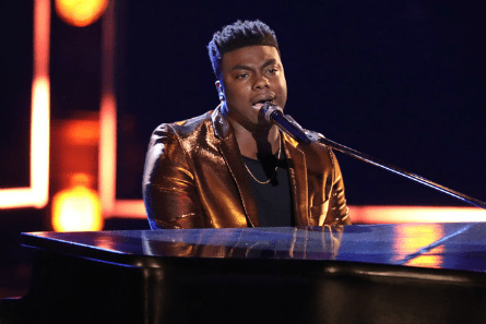 The Voice 15 Top 10 live show week 4, Kirk Jay
