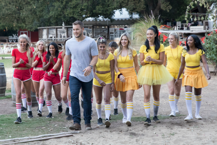 The Bachelor 23 week 2, Colton, second group date