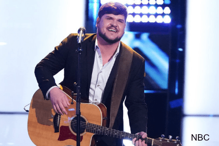 The Voice 16, blind auditions week 2, Dexter Roberts