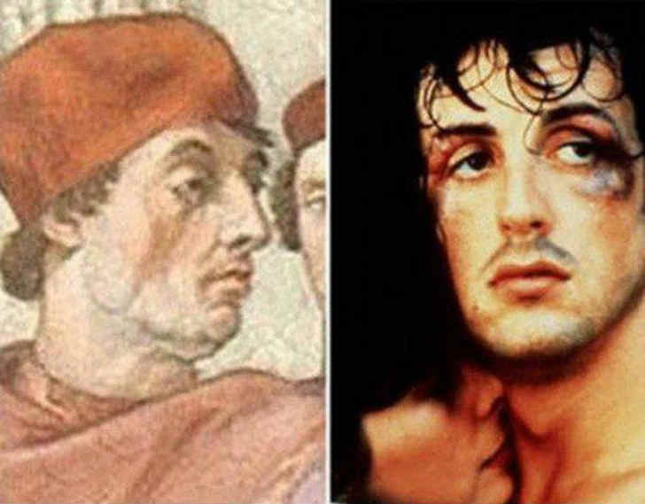 シルヴェスタ・スタローン グレゴリウス9世 ローマ教皇