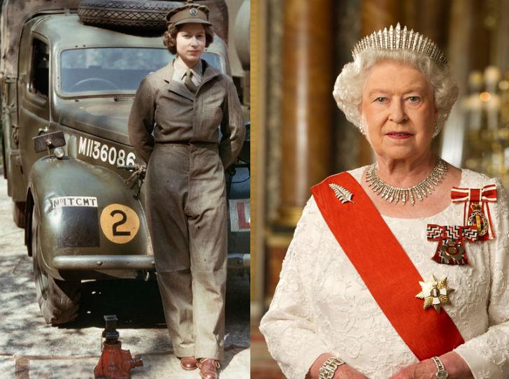 エリザベス女王(エリザベス2世)
