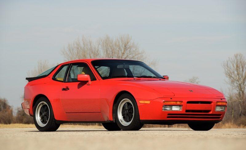 Car Window Wallpaper 1986 Porsche 944 Turbo Hollywood Wheels Auction Shows