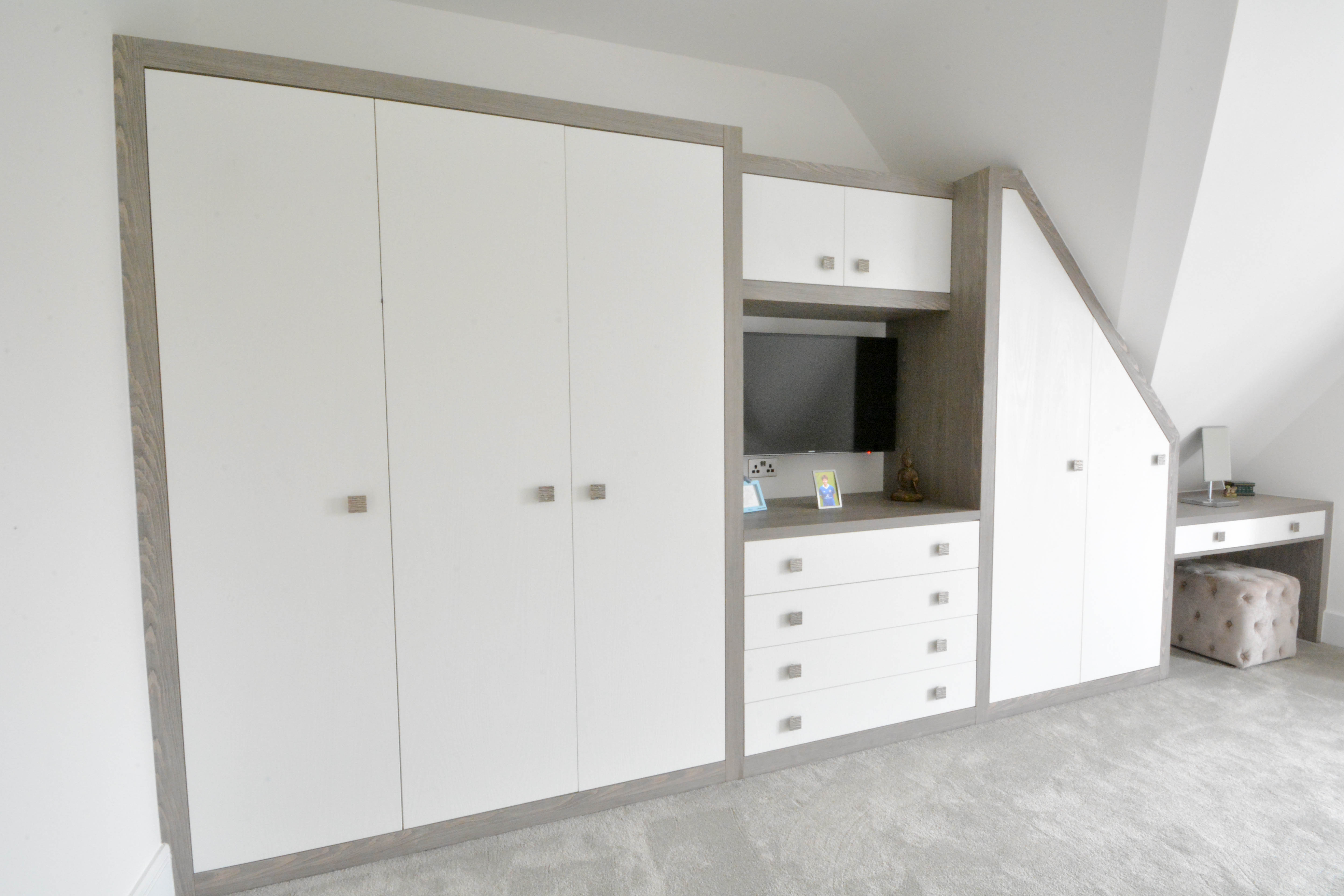 Rollmarkise Terrasse Built In Wardrobe Doors