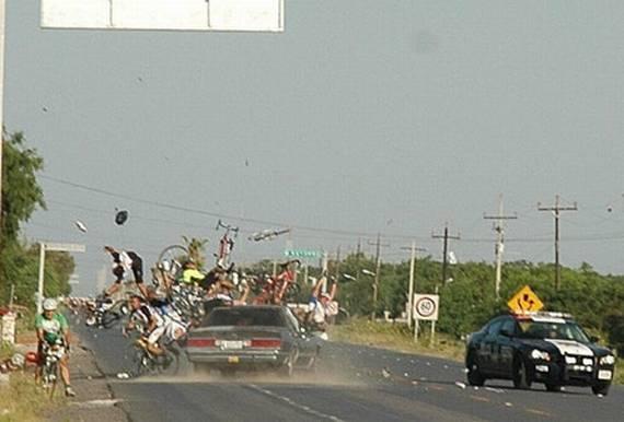 Atropelamento em Massa em Matamoros - México