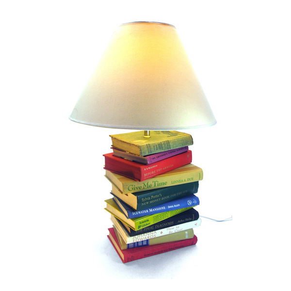 Boog Lamp Custom Book Lamp – Holycool.net