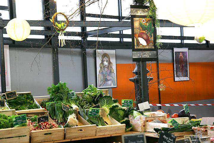 exposition marché couvert Epinal