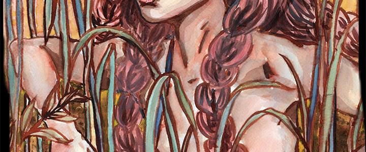 Peinture aquarelle – «Marre»