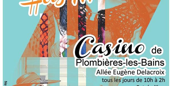 Exposition Holy Mane au Casino de Plombières