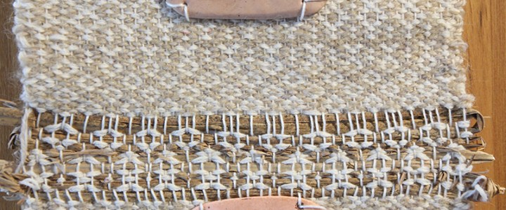 Art textile inspiré par la Mésopotamie III