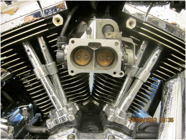 Marelli Injection Conversion to Carb - holymolycustomcycles