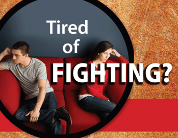 Tired of Fighting?