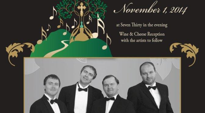 Music on the Mount – Nov 1, 2014!
