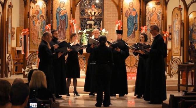 Music On The Mount Presents: St Vladimir's Seminary Chorale