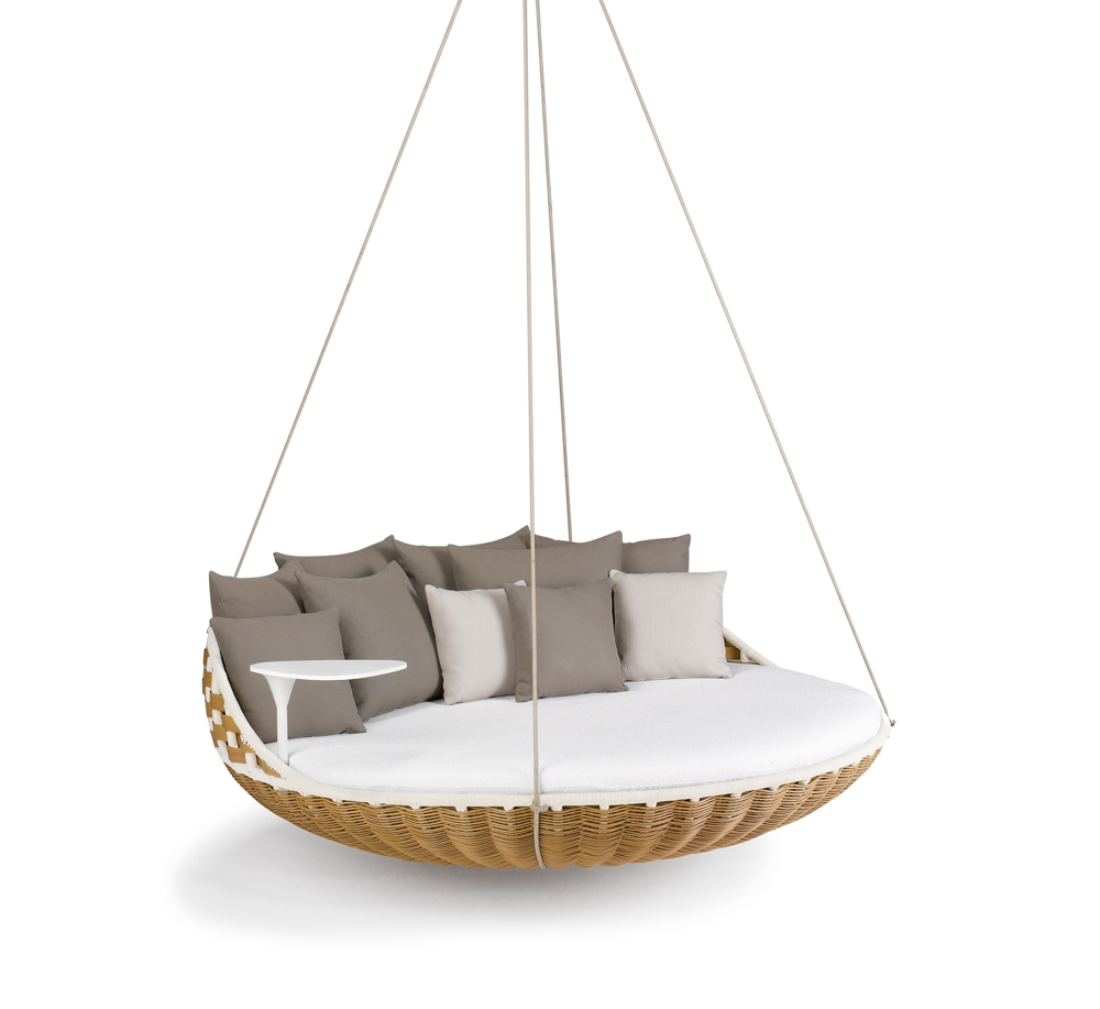 Gartenmöbel Schaukel Dedon Set Swingrest Hanging Lounger | Dedon Gartenmöbel-serie Swingrest