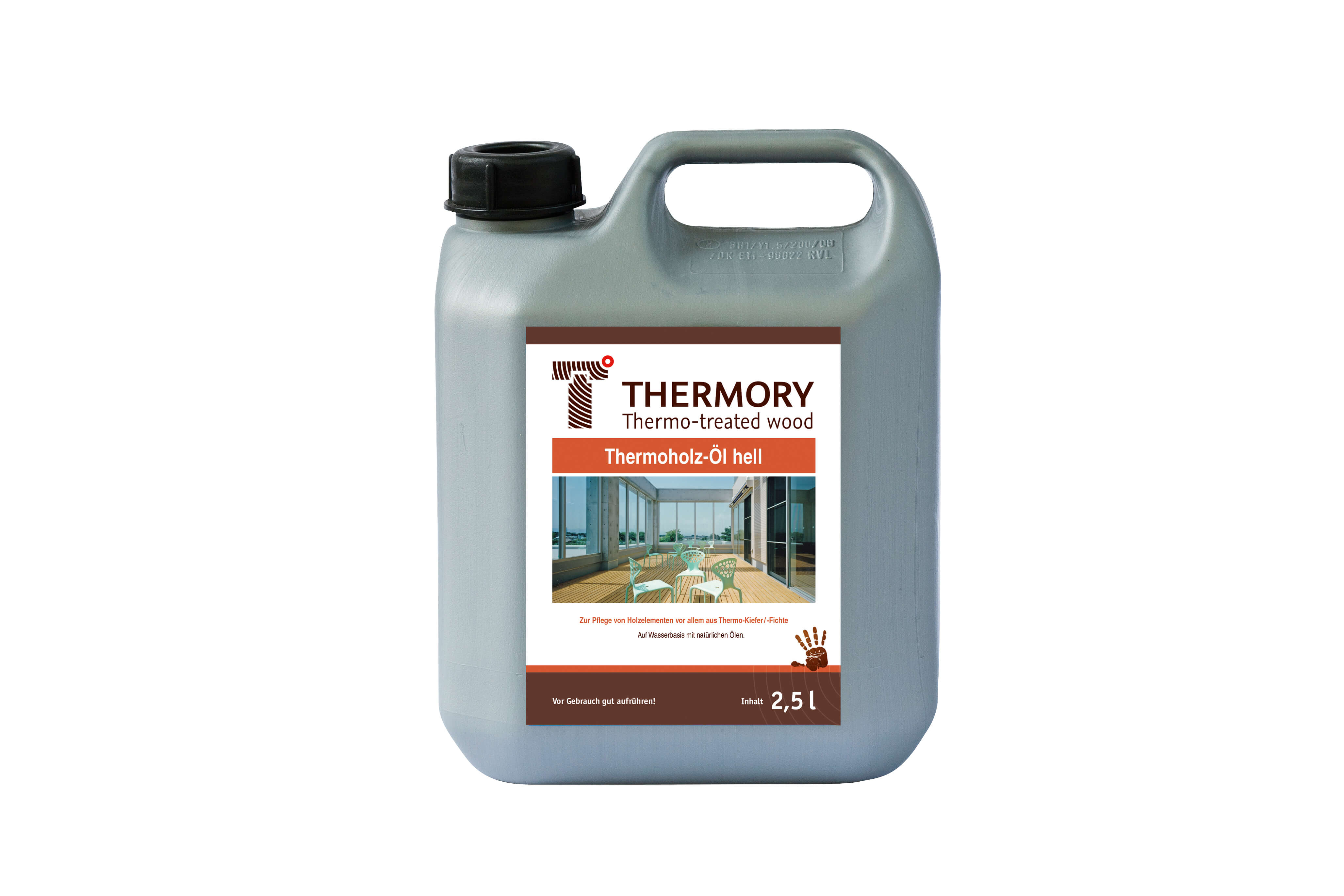 Thermoholz Fassade Wandpaneele Aus Thermofichte Gun Powder 20x186mm