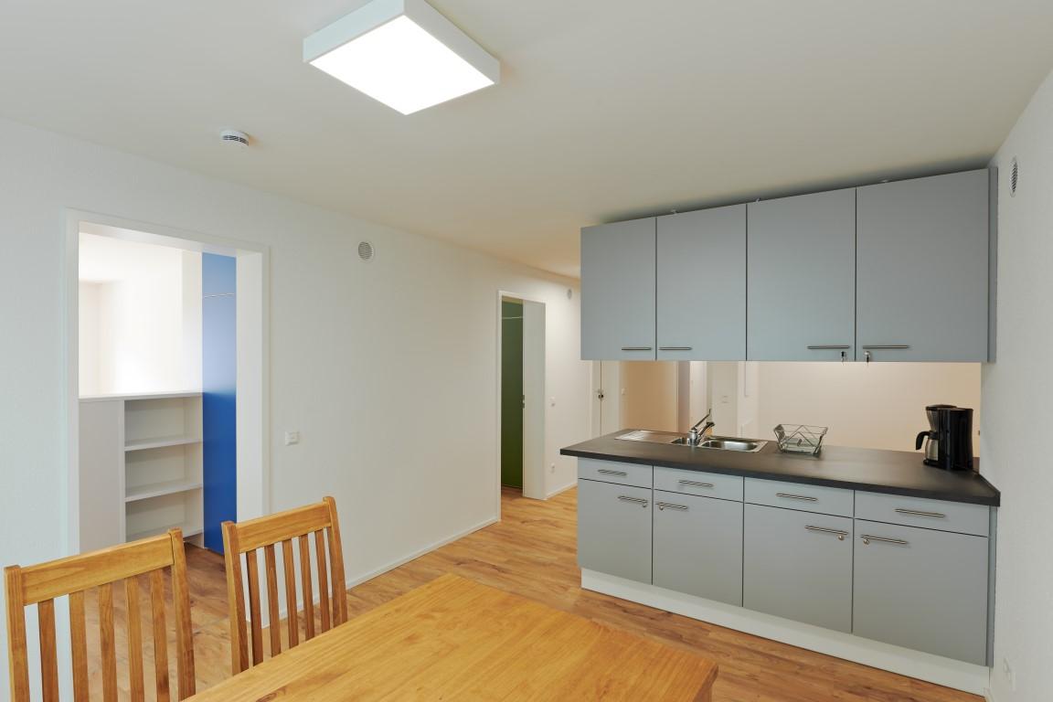 Küche Mit Essbereich | Juras Immobilien Mainz Küche Und Essbereich Dg
