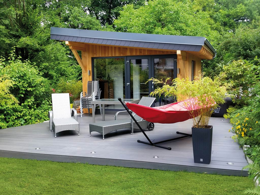 Terrassendielen Wpc Terrassendielen Wpc Fun Deck Ultrashield Multigrey Dark ...