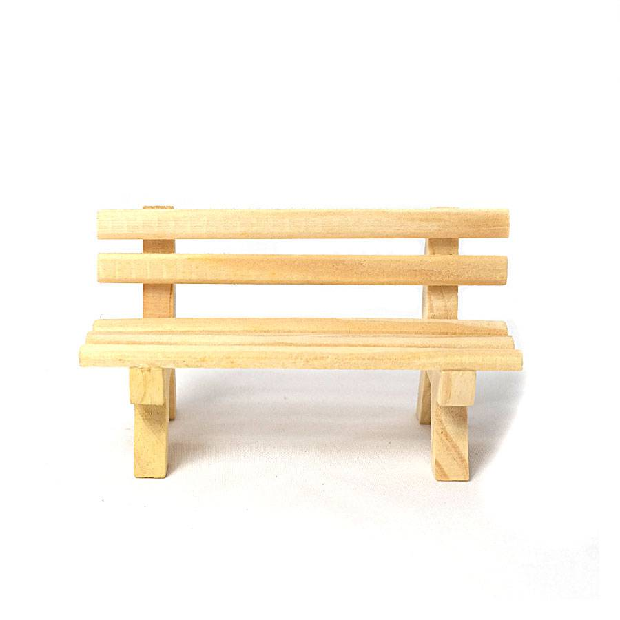 Holzbank Outdoor Crib Accessories Wooden Bench