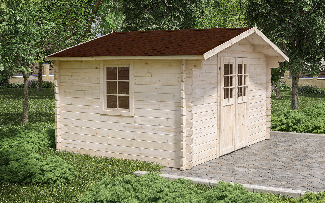 Mini Gartenhaus Holz Mr Gardener Gartenhaus Free Gartenhaus With Mr Gardener