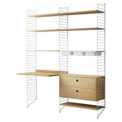 Small Crop Of Flexible Shelving Systems