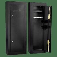Homak 6 Gun Steel Security Cabinet   Gun Safes   Homak ...