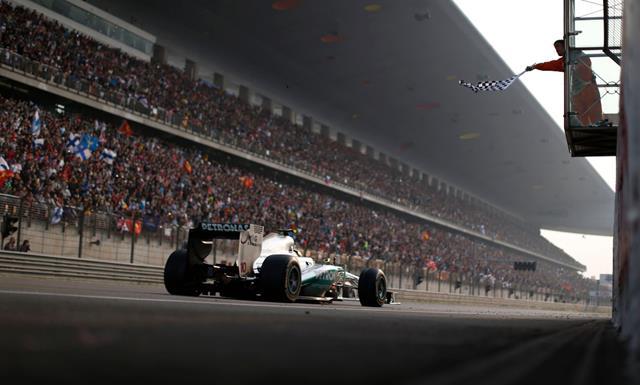 formula 1 shanghai-