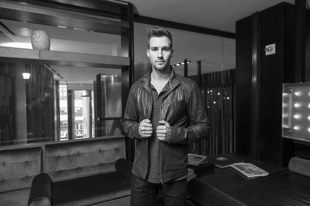 James Maslow photographed exclusively for HOMBRE Magazine by Paul Tirado 4