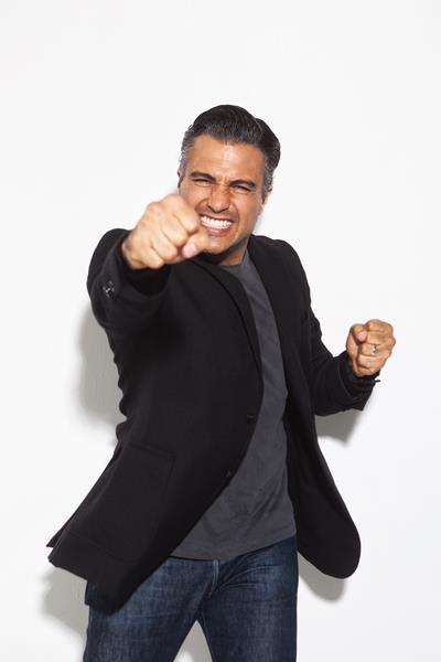 Jaime Camil photographed exclusively for HOMBRE Magazine by John Hong 8