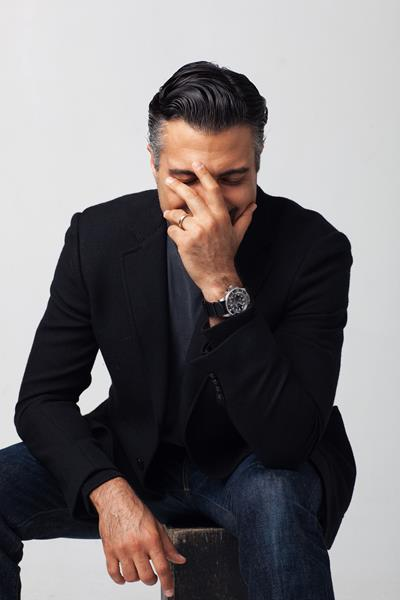 jaime Camil photographed exclusively for HOMBRE Magazine by John Hong 9