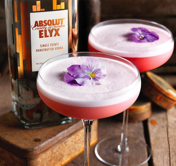 absolut elix cocktails