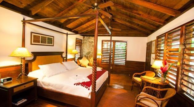 pico bonito Cabin Interior 2