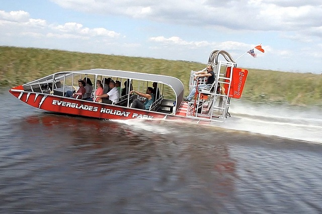 fort lauderdale air boat