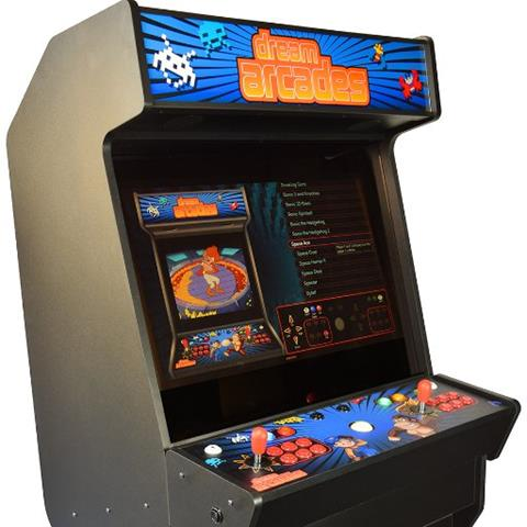HOMBRE Fathers Day Gift Guide - HOME 1 arcade