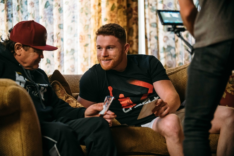 Canelo Alvarez - Hennessy partnership -photos exclusively for HOMBRE Magazine15